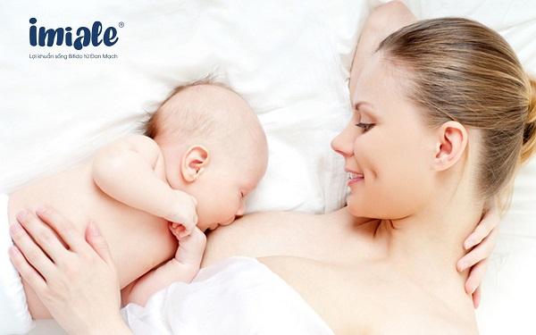 1.2. Thành phần sữa mẹ 1