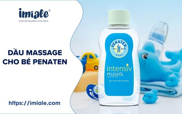 Dầu massage cho bé Penaten
