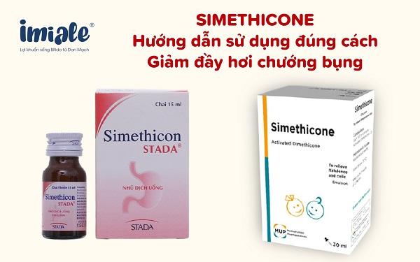 1. Simethicone là thuốc gì? 1