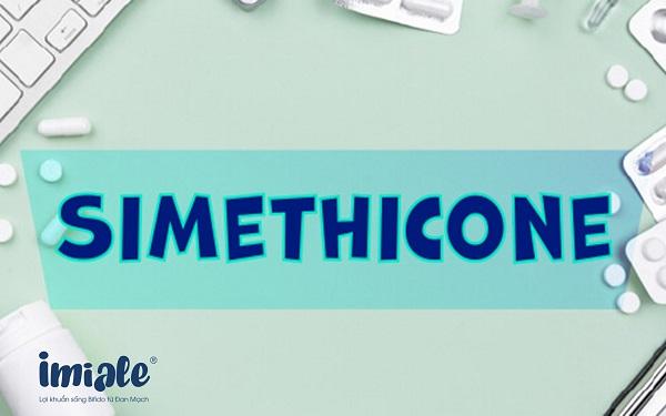 sử dụng simethicone